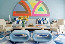 Sweet Spaces & Places / Cute and fun spaces & places.