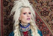 Inspiring Hair / by Carly J. Cais of Chic Steals