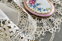 Vintage Linen & Lace / by Peggy Deatherage