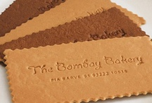 Business Cards / Your personality is embossed on your business card.