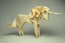 Origami & Kirigami / Inventive paper folding and cutting