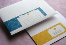 Creative envelopes & stationary