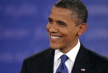 Obama ~ My President :) / by Kim Olds Johnson