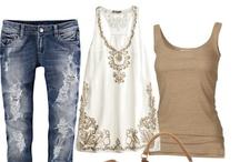 Spring & Summer Fashion / by Diane Simpson