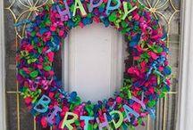 Birthday Parties / by Rachel Lewelling