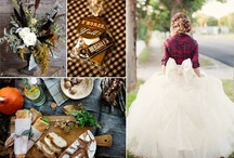 c + j = ♥ / This is us! John + Courtney's October 5, 2013 camp wedding. Real pics & inspiration: rustic, woodsy, camp, wedding, outdoor, woods