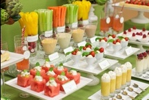 Parties and Entertaining Ideas