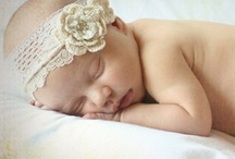 Headbands Etc.  / BABIES AND GIRLS  / by Traudy Chinneck
