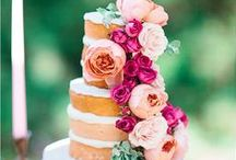Wedding Cakes & Desserts / So many cakes and so little time! Find some inspiration on which cake you should devour on the best day of your life! / by Donna Morgan