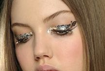 Party in style / Christmas and New years even in style! Great idea's for make-up, hair, etc..