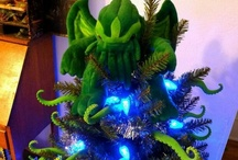 O Nerdy Tree. How Geeky are thy Branches.  / by Hubert Motley