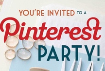 Pinterest Party / by Lisa Cox