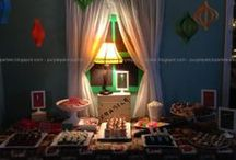A Christmas Story Party