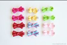 Hair Bows, Bands, & Flowers / by Julie Johnson