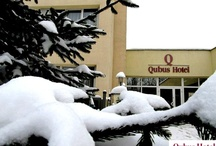Winter in Qubus Hotel