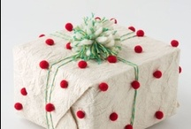 DIY gifts / DIY gifts and ways of gift wrapping.