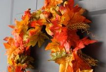 Holiday DIY Projects: Fall, Halloween, and Thanksgiving / by Carly J. Cais of Chic Steals