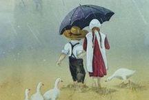 Under The Umbrella / by Liesa