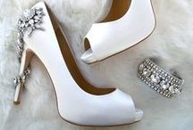 Wedding Shoes / Find the perfect shoes for your wedding day.. or any day! / by Donna Morgan