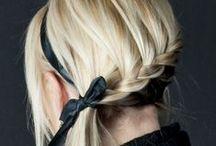 Gettin my hair did / by Amanda Kincade Brimer