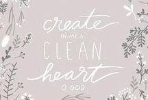 Scripture & Inspiration / Bible Verses and Inspiring Quotes