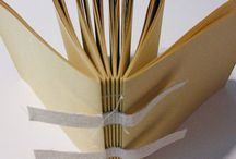 Paper Art, Bookbinding / Make your own books