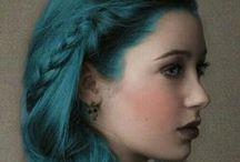 Hairs / by Gretchen Ellis