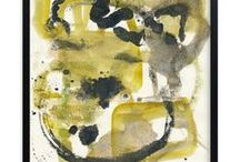 Abstracts / Watercolor abstracts.