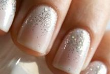 Bridal Manicures / Bridal manicures and nail designs / by Donna Morgan