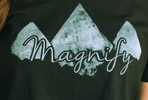 Magnify Him / Womens apparel and lifestyle magnifying the Lord in each day. #amavolove #magnifyhim