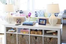 Organised - Storage / by The Organised Housewife