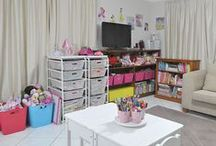 Playroom / by The Organised Housewife