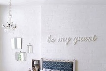 .guest room. / by JoAnna Northington