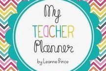Teacher Time / by Sarah Heinemann