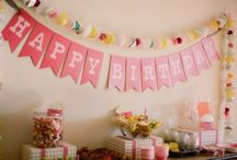 Birthday Parties & More!  / by Alicia Walker