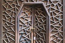 doors / The doors of perception.