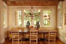 For the Home - Decorating Ideas / Things to use in decorating my home! / by Elizabeth Bledsoe
