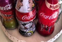 İ Love COCA COLA / Coke / by Zinya