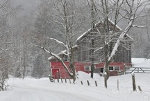 """Barns-Love them! /  """"I was so naive as a kid I used to sneak behind the barn and do nothing.""""    Johnny Carson"""