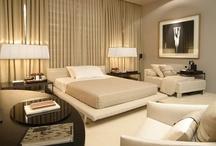 Bedrooms / by Cheryl Hampton