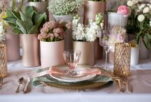 TAbleScApEs / Table Settings / by Zinya