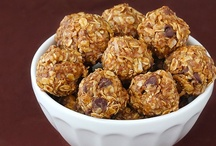Truffles with Energy / Little sweet bites that pack a nutritional punch.