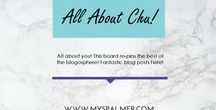 Blogs I Love & Follow! / All about you! This board re-pins the best of the blogosphere. Pin your fantastic blog posts here!