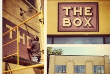 The Box / Where we work! / by Foreword Reviews