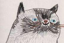 CATS / I love a crazy cat