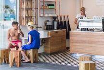 RESTAURANTS + CAFES