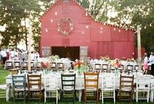 Country-style weddings