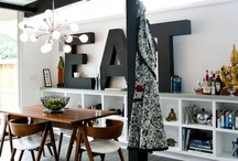 Kitchen / Living Room / by Meg