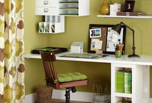 Office / Rec Room / by Meg