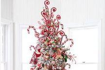 Christmas Decorating Ideas - Trees